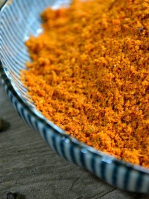 Mixed Vegetable Curry Spice Blend
