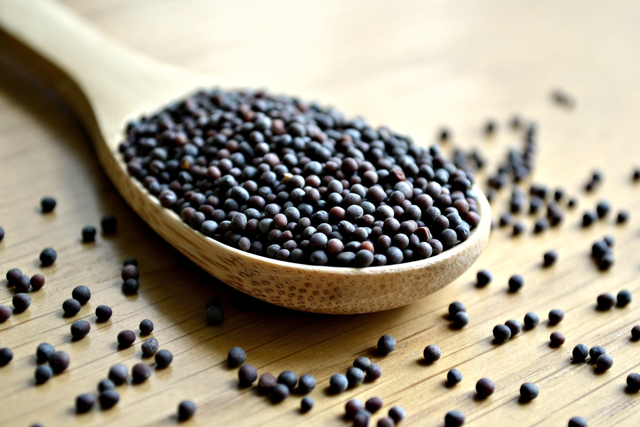 a3d7a7503071 Black Mustard Seeds - Anthony The Spice Maker